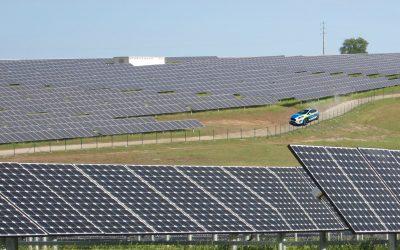 Solarpark Bewachung durch protectors